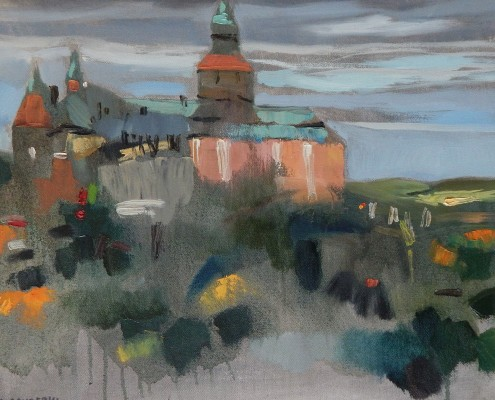 Panorama Książa, 40x50 cm,